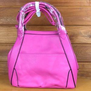 Juicy Couture Bags - Juicy Couture 🌺 Pink Namesake Satchel Crossbody